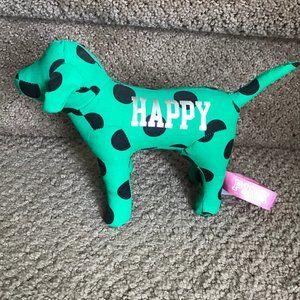 Victoria's Secret PINK Mini dog, HAPPY